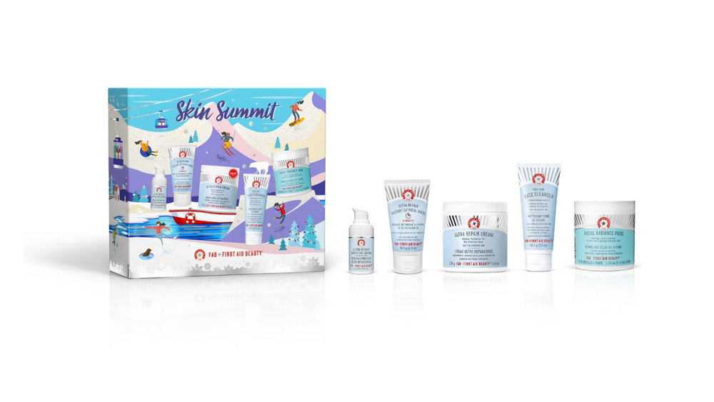 First Aid Beauty Skin Summit $58