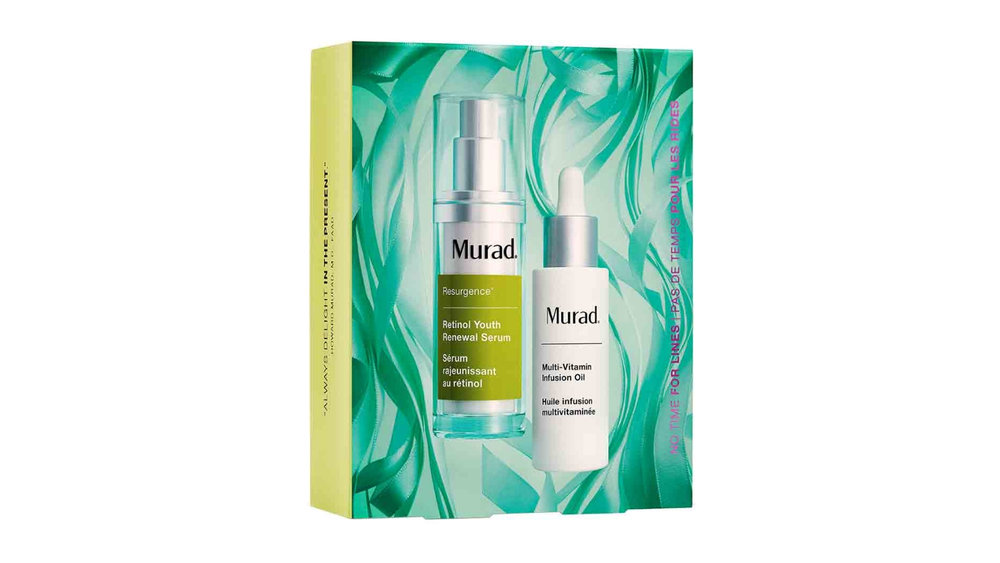 Murad No time for lines kit $145