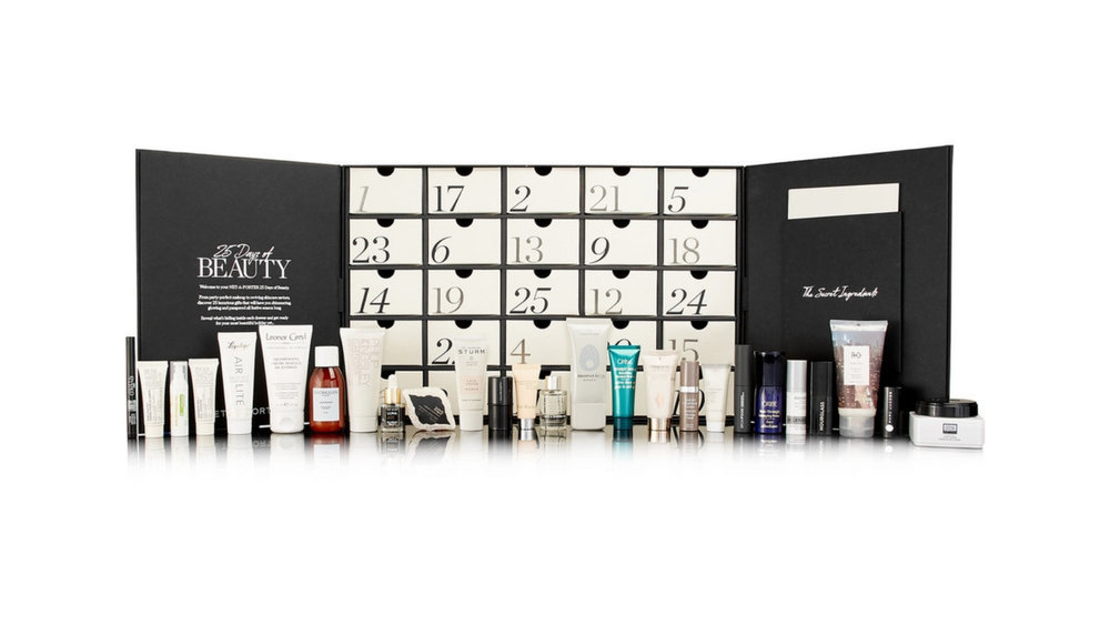Net-a-porter 25 days of beauty $239
