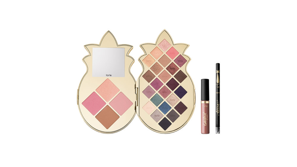 Tarte Pineapple of my eye collection $84