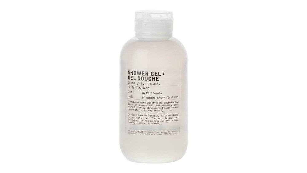 Le Labo Shower Gel Basil $35