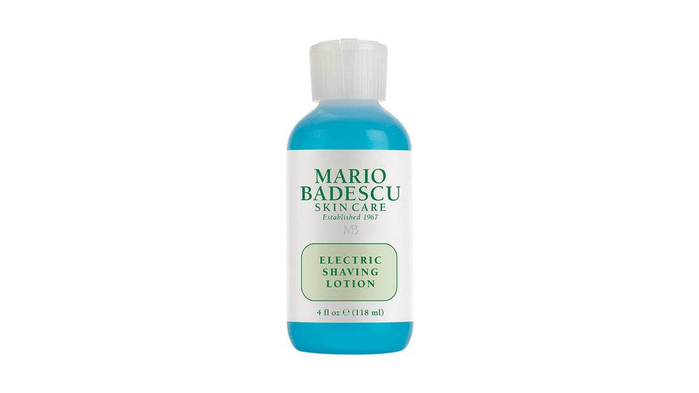 Mario Badescu Electric Shaving Lotion $8