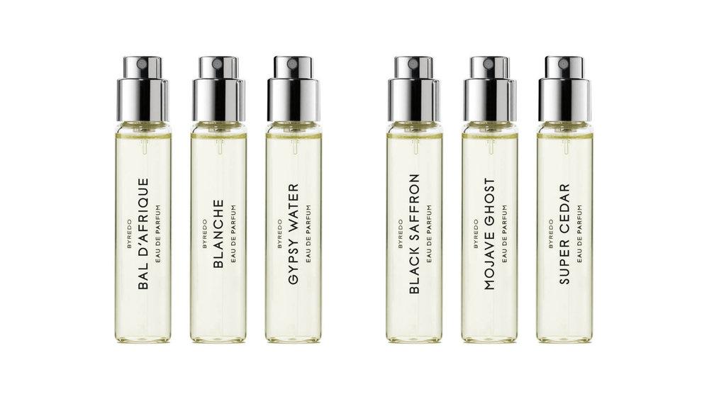Byredo La Sélection Fragrance Discovery set $130