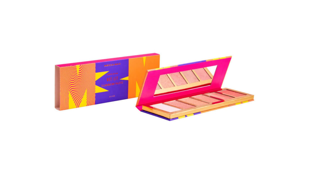 Mecca Max Get Lit Highlighter Palette $30