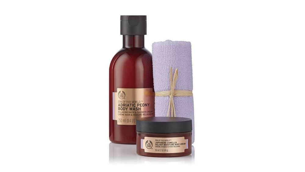 Spa Of The World Relaxing Selection $35