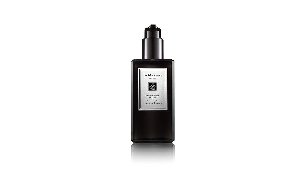 Jo Malone Velvet Rose & Oud Shower Oil $80