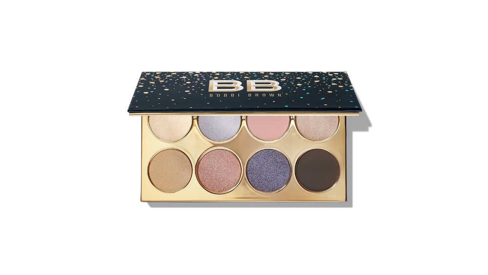 Bobbi Brown Starlight Crystal eye Shadow Palette $125
