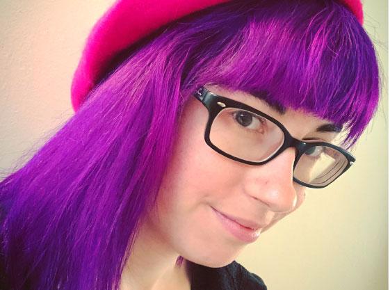 Justine Gendron - Editor/Scripty