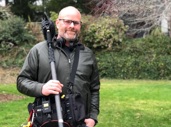 Brian Binning - Sound Mixer/Designer
