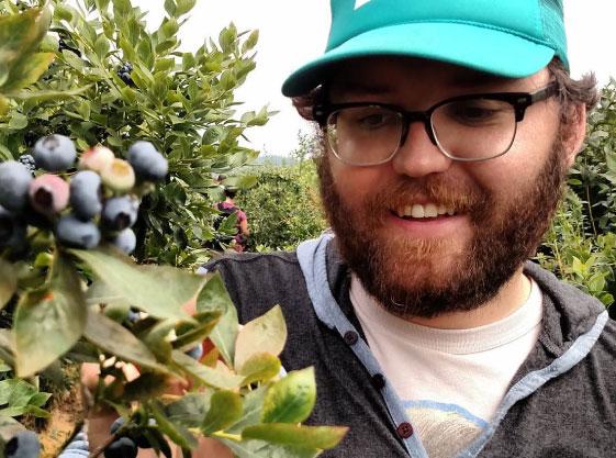 Brandon Pietenpol - Props Assistant