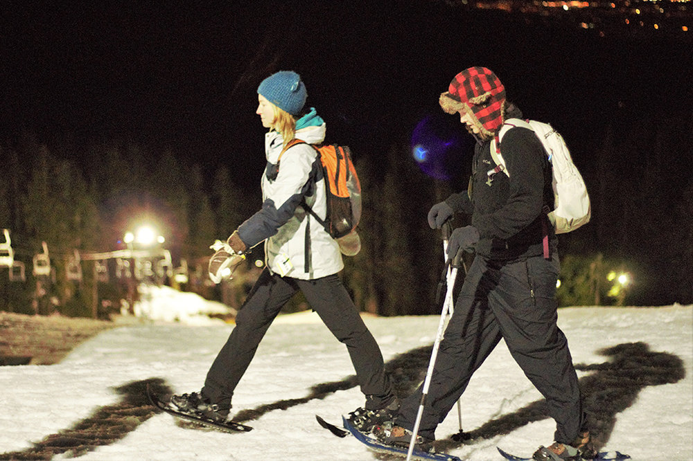Moonlight Showshoe 2016 - Highlights from the 10th Annual Moonlight Snowshoe event, which was hosted at Mt Seymour.