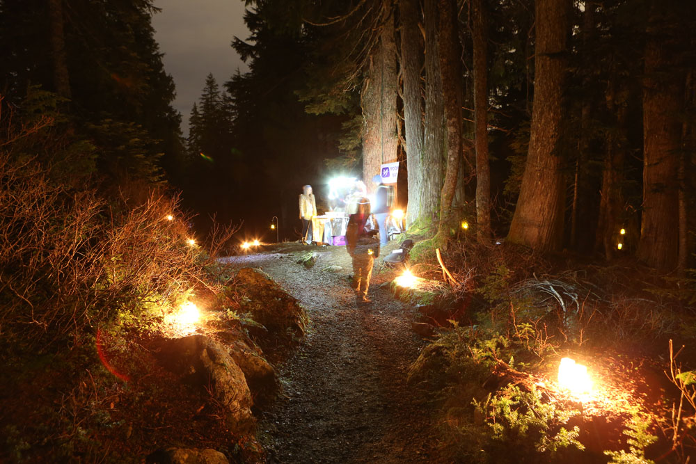 Moonlight Snowshoe 2015 - Highlights from the 9th Annual Moonlight Snowshoe event, which was hosted at Mt Seymour.