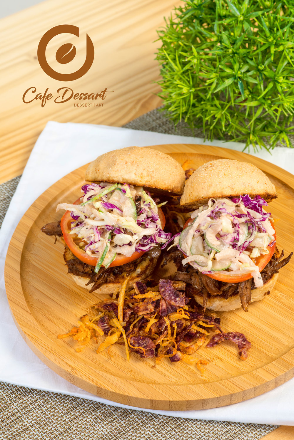 Dessart Adobo Sliders
