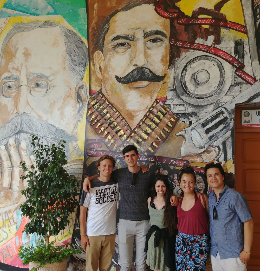 BCA Internship - The BCA Internship Program seeks to give participants broad exposure and provide hands-on experience to the realities of border life. Interns will experience perspectives from both sides of the border—politically, culturally, socially, and environmentally. Living close to the border is more than textbook theory. It is like having one foot in Mexico, and the other in the United States. BCA interns will have unique opportunities to dialogue with borderland writers, teachers, politicians, artists, migrants, social activists, environmentalists, and attorneys. And friendships are often forged for life.