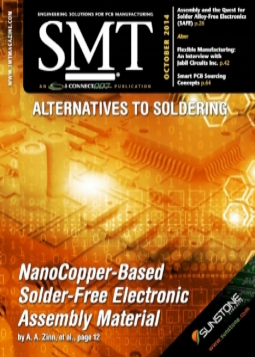 NanoCopper-based Solder Free Assembly