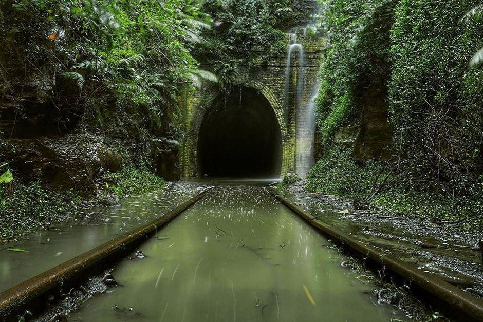 """The Helensburgh Tunnel""  ABC News - December 26, 2017"