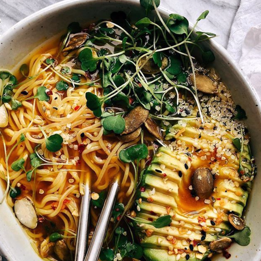 Healthy Ramen Bowl -