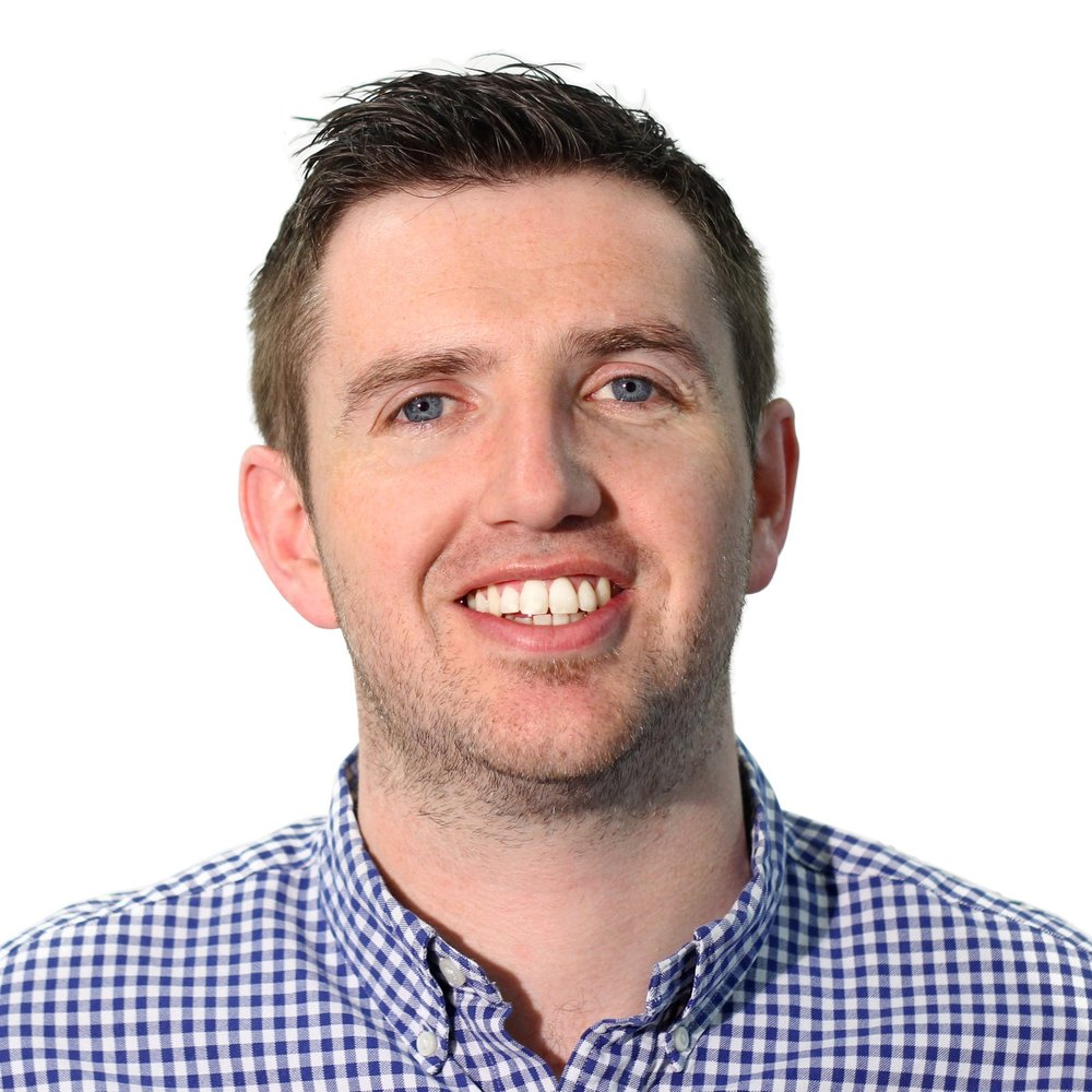 Seán O'Connor   STATSports: Chief Commercial Officer