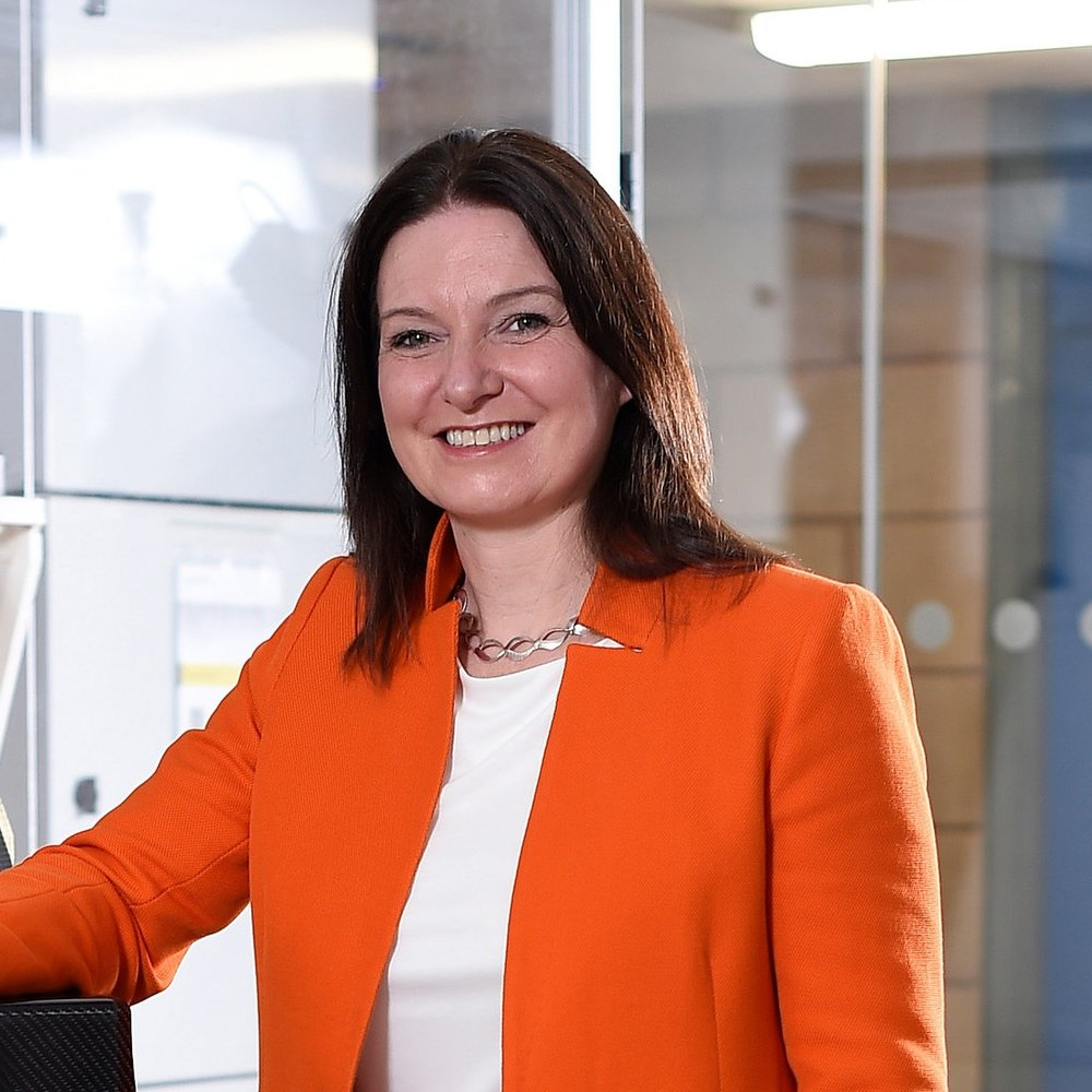 Claire McAlinden   Queen's University Belfast: Director of Operations
