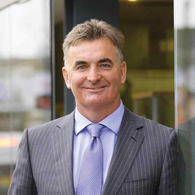 Brian Conlon   First Derivatives: Chief Executive