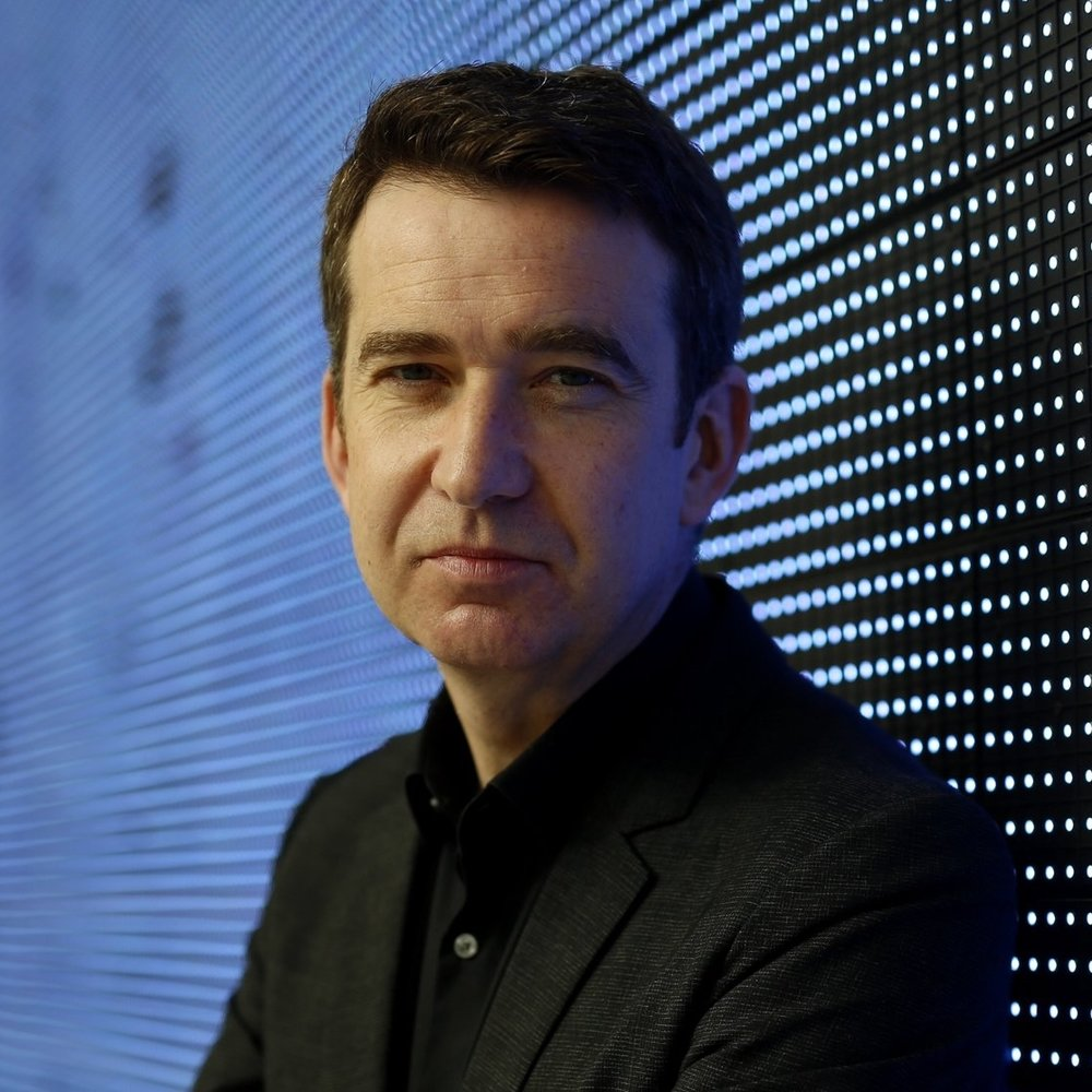 Mark Little   NevaLabs: Co-founder