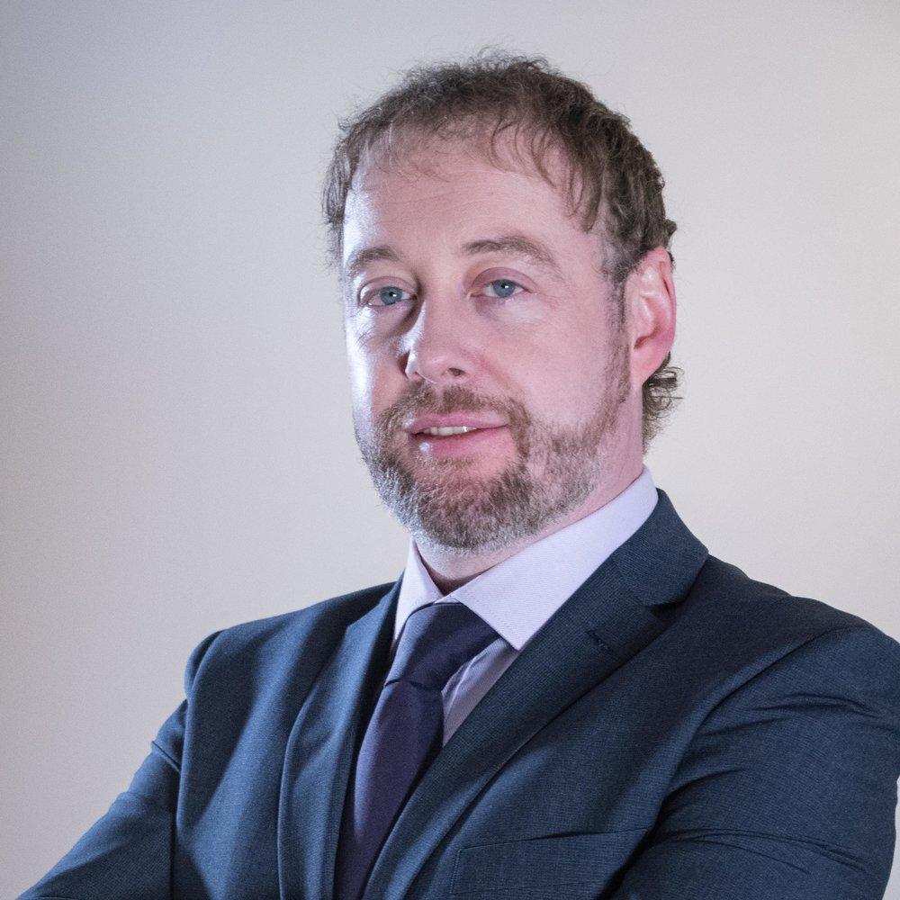 Shane Brett   GECKO Governance: Chief Executive