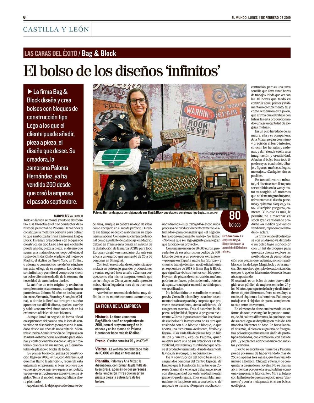 El Mundo Castilla y León