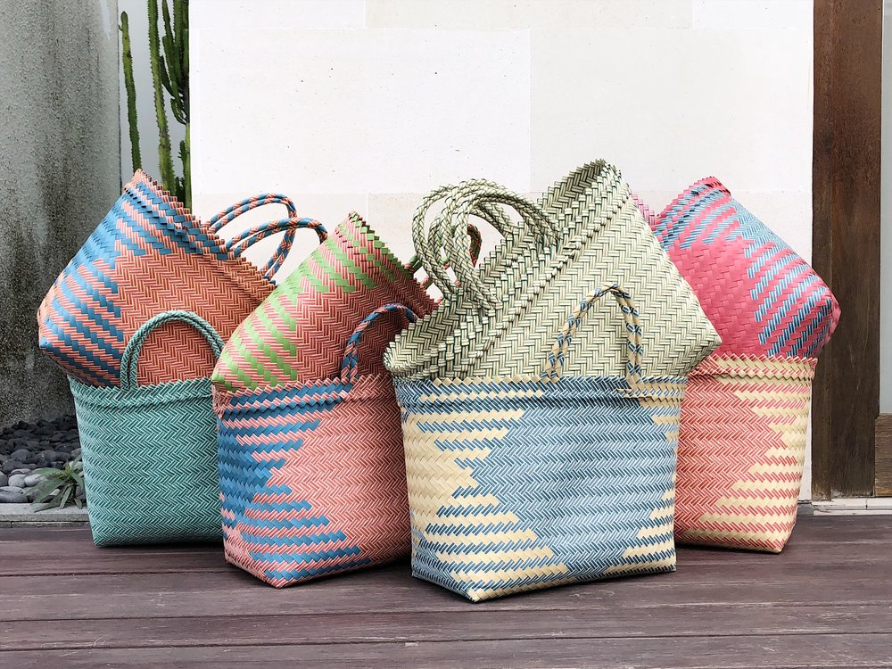 Hand Woven Bags - The perfect Summer Carryall