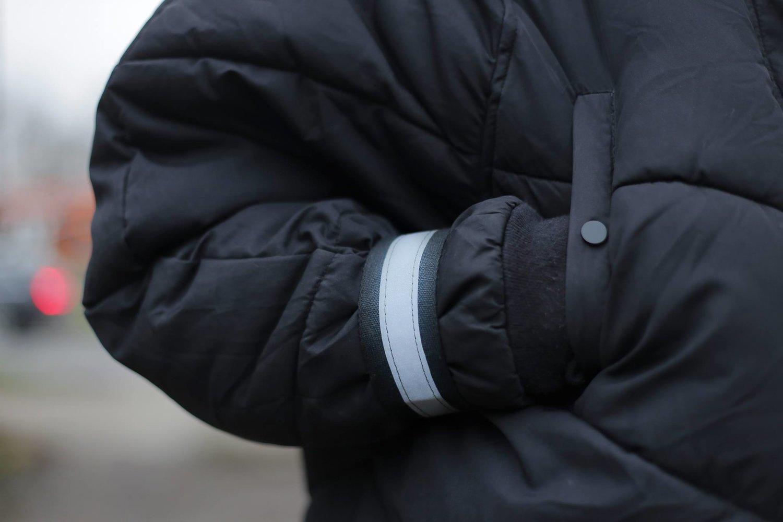 2fecf60363c Elkuri minimalistlik ja mugavalt kinnitatav helkurpael teeb Su pimedas  nähtavaks — YAGA tasuta ostu-müügiplatvorm
