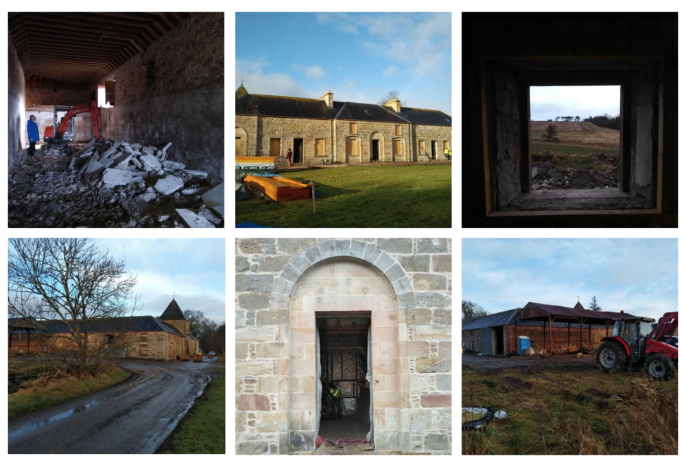 Scotland Project Progress