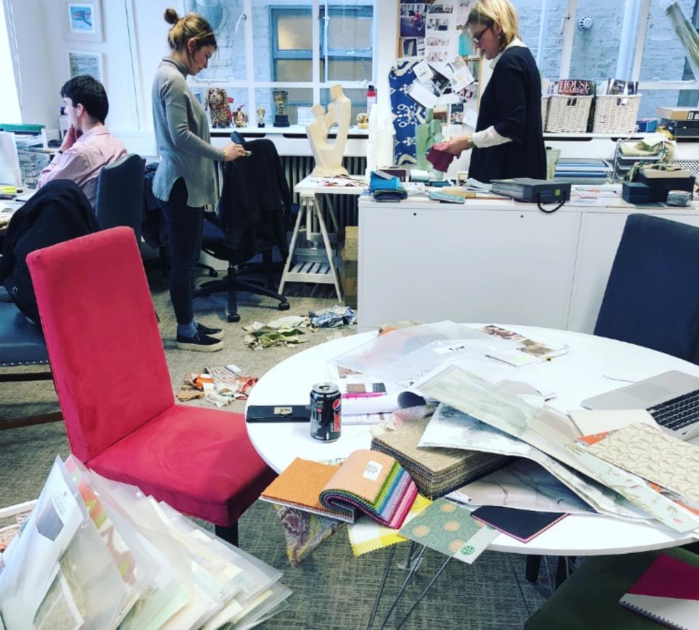 Scheming Scotland London Office