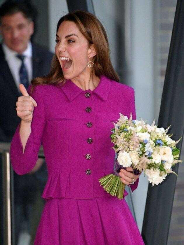 новые фото герцогини кембриджской сама