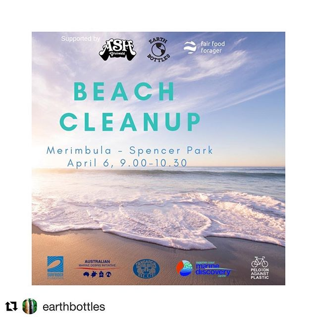 I am so excited to be doing this collaboration with @earthbottles and @fairfoodforager a great app that promotes sustainable cafes and eateries. ・・・ On April 5th I will be performing at Club Sapphire in Merimbula then on April 6th we will be doing a Beach Clean Up. I strongly believe that fun things like this are the way forward and the way to get the message out there about single use plastic. I can't wait to do more combining of this with gigs and beach clean ups.  #earthbottles #ashgrunwald #fairfoodforager #surfrider #merimbula #cleanthecoasttour #australianmarinedebritinitiative #saphirecoast #saphirecoastmarinediscoverycentre #surfriderfoundation #tangaroablue #cleanaustralia