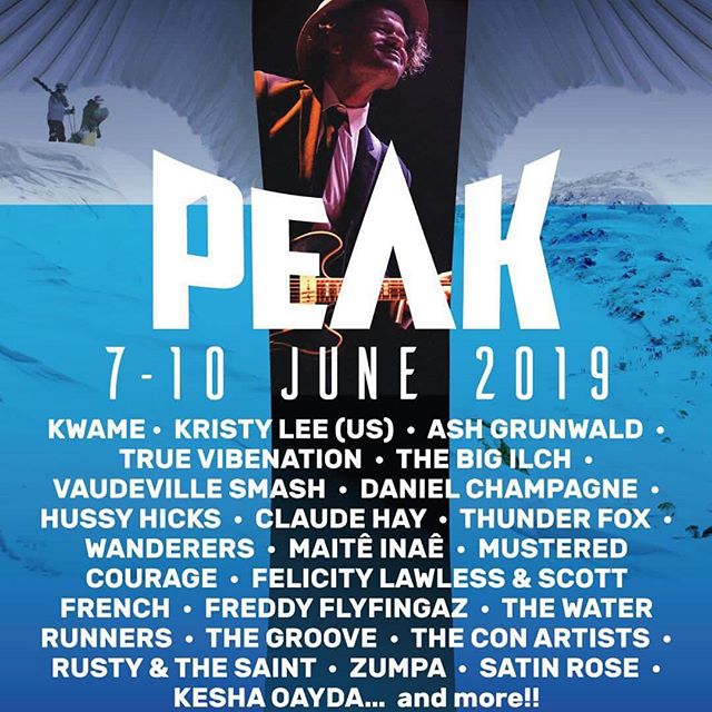 Can't wait to carve some powder at Perisher and then play  @peakfestival on June 7th  #froth #powder #winter #snowboarding