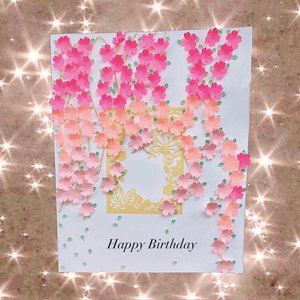 Large Birthday Cards RUFINA CO