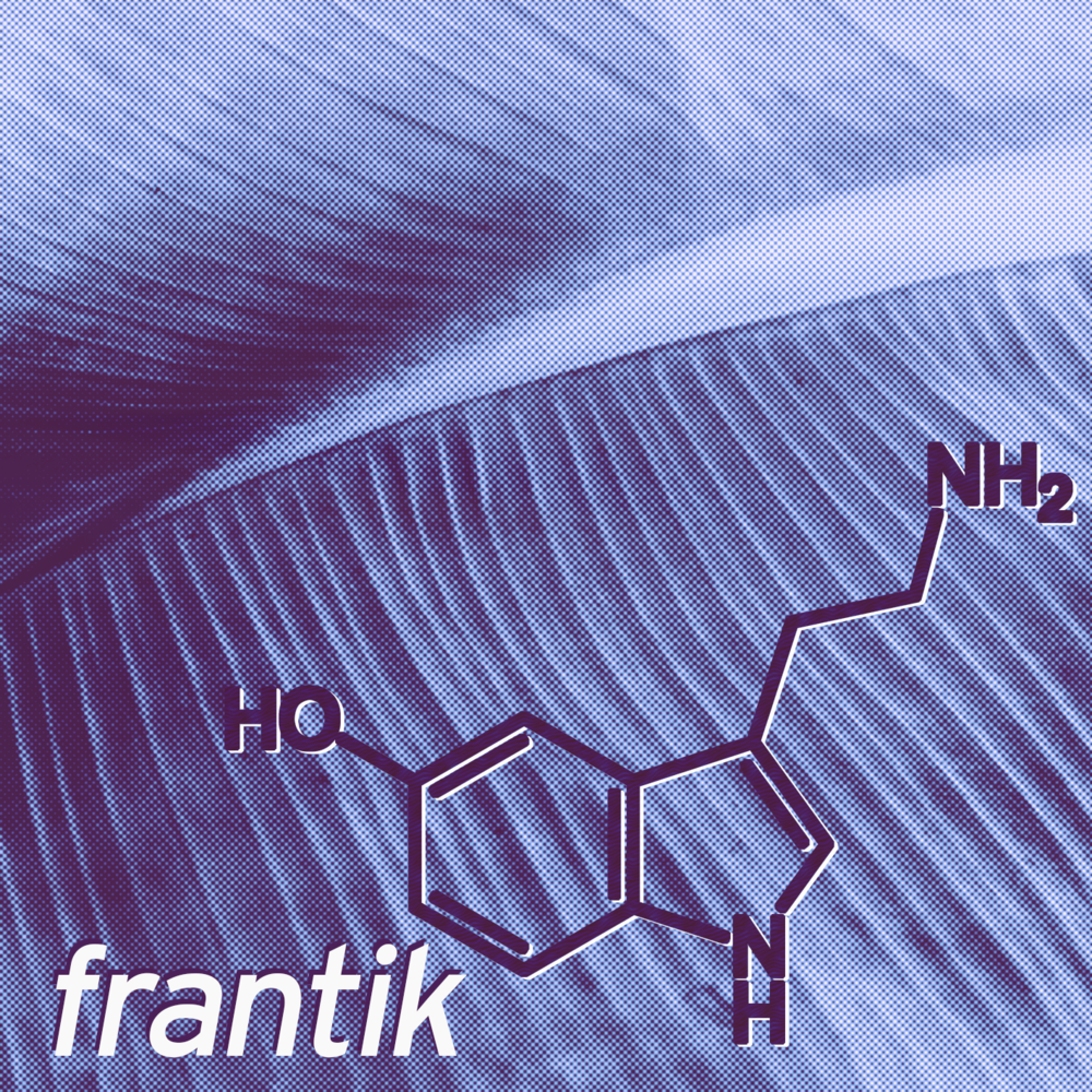 Frantik EP Front Cover