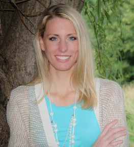 author shot - Katie Ganshert