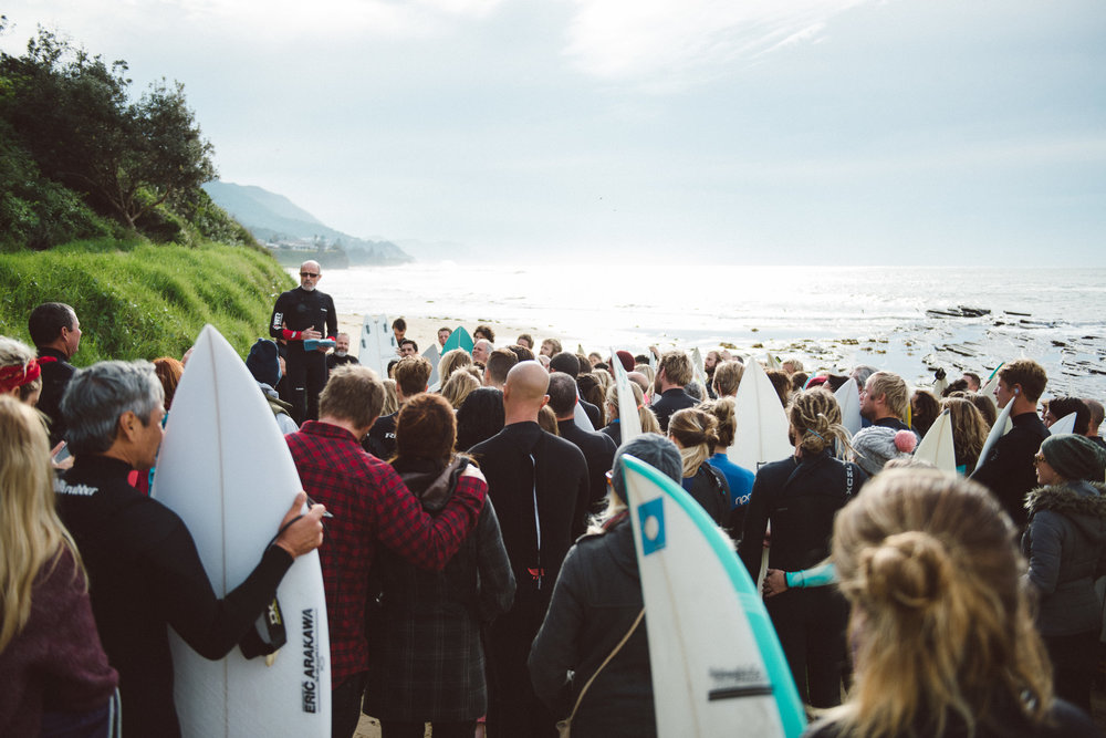 Our mission - to EMPOWER leaders who plant surf-friendly churches, that plant surf-friendly churches.