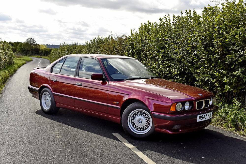 Bmw 525i Se E34 Modern Classics