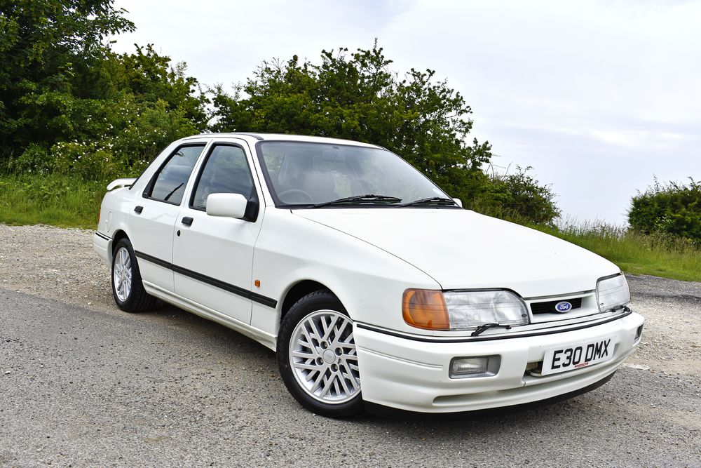 Ads on test: Ford Sierra Sapphire RS Cosworth — Modern Classics