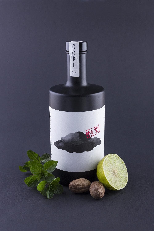 GOKU Gin - Mochi