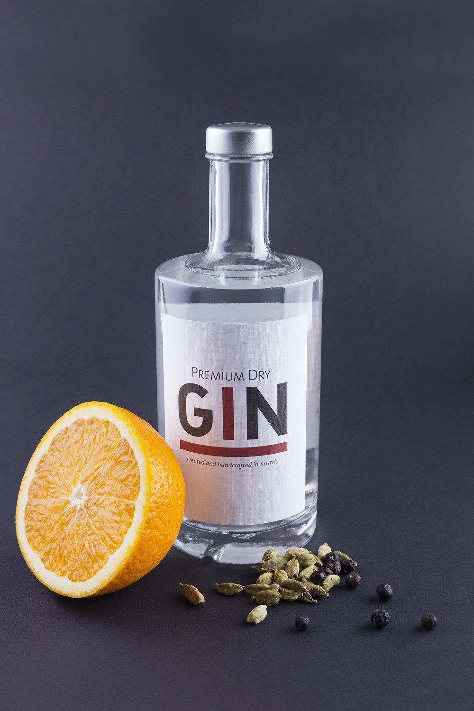 Premium Dry Gin - SUSSITZ