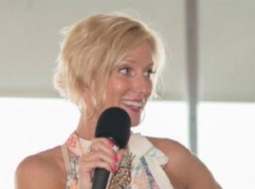Mia Voss,  brand ambassador extraordinaire!  She has always believed.