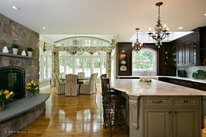 Big Windows Are Big Items In New Home Kitchens — Divine Design+Build