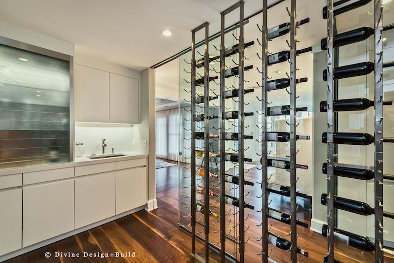 Custom Design Wine Rack