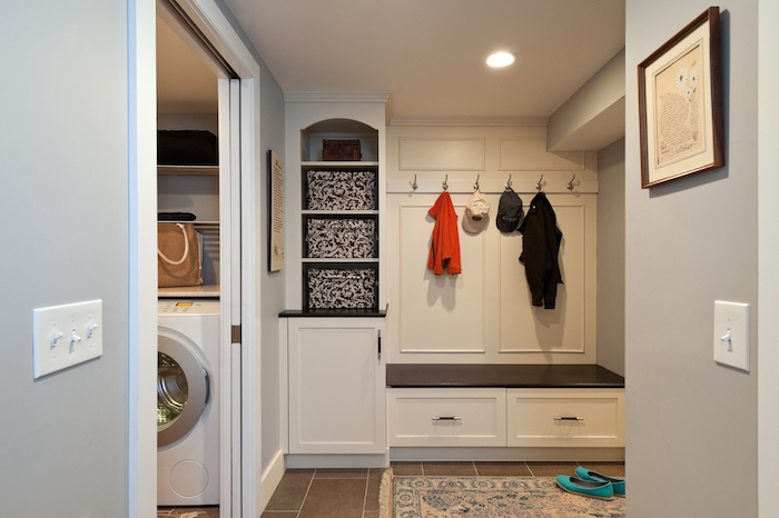 Mudroom ideas for winter