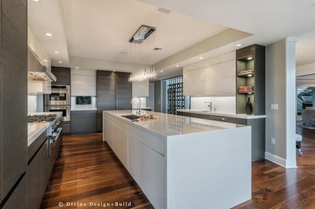 kitchen ugrades - silestone countertops