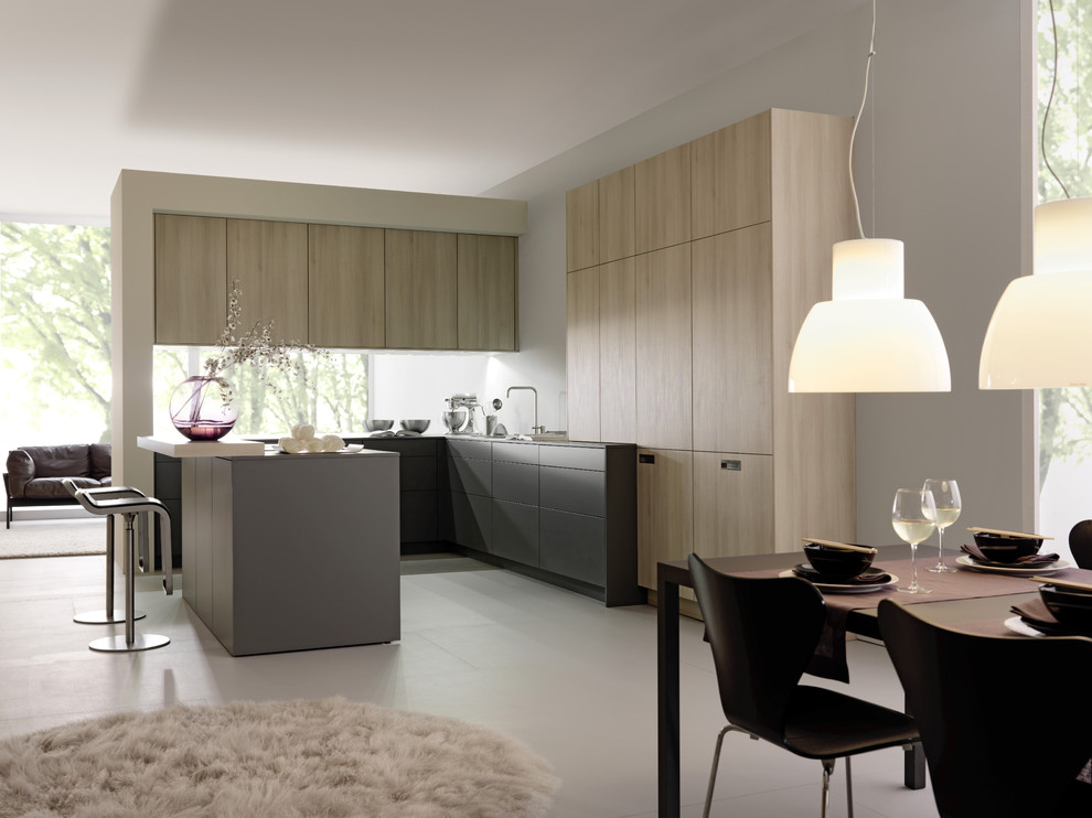 sleek - modern-kitchen