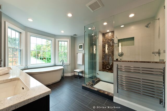 high end bathroom remodel cost 1
