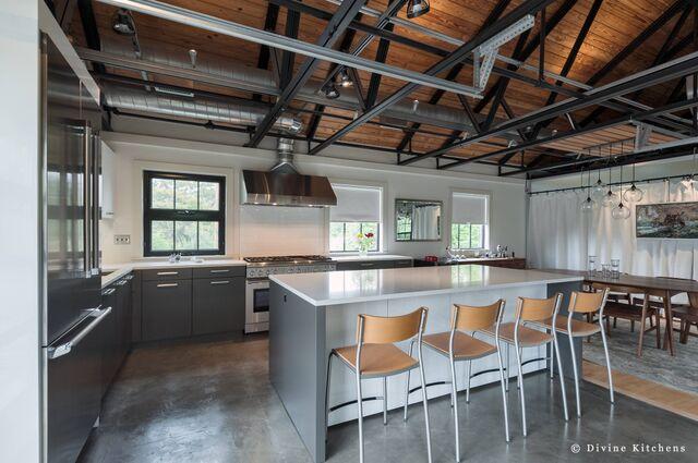 industrial kitchen design 2